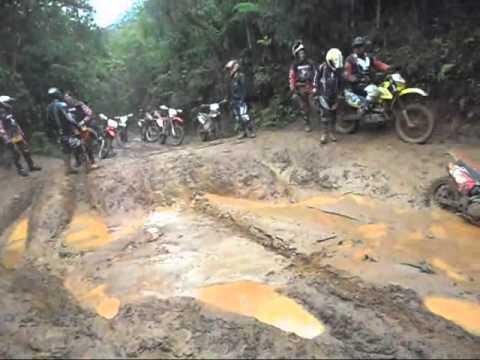 trilha de moto  paranapiacaba