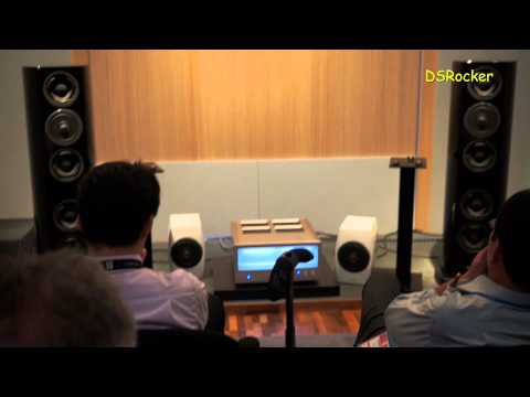 Panasonic Technics SB-R1 & SB-C700 Reference Sound Test IFA Berlin 2014 (DSRocker)