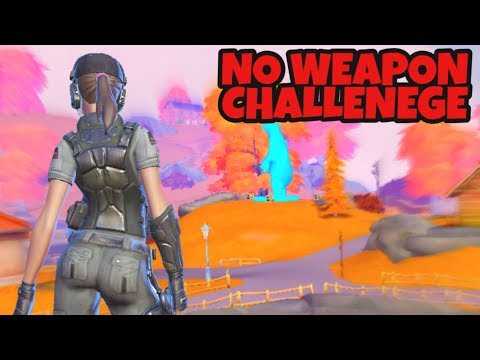 No WEAPON Challenge In Creative Destruction We failed.. (Funny Moments)
