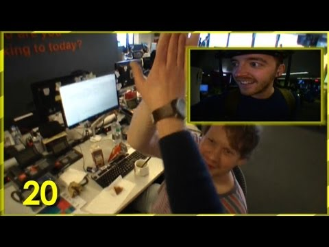 1xtra Headcam – How Many High 5′s Can Marc Get? | Ukg, Hip-hop, R&b, Uk Hip-hop