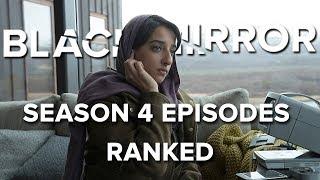 Black Mirror Season 4 || All Episodes Ranked