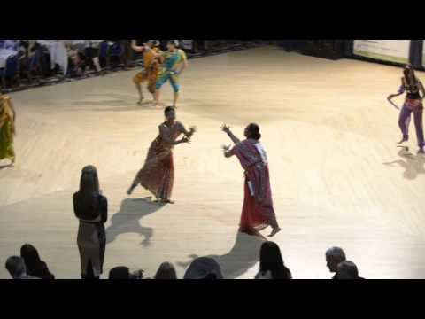 Bollywood dance - Maersk Oil (Corporate Decathlon - Dance the World challenge)