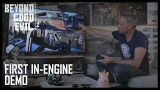 Beyond Good and Evil 2 - E3 2017 In-Engine Demo