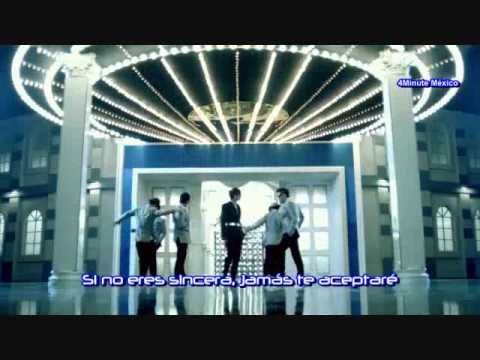 Heo Young Saeng ft HyunAh - Let It Go (Sub - Esp)