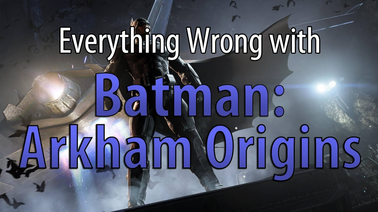 ... Wrong With Batman: Arkham Origins (CinemaSins Style) - YouTube