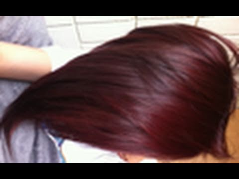 Update: New Hair Color Dye/Brand! ♥ - YouTube