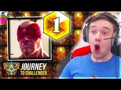 #1 LEEEEEEEEEEEEEE SSSSINNNNNNNNNNNNNN - Journey To Challenger | League of Legends