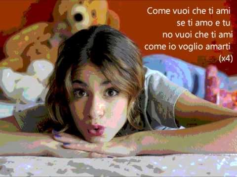 Violetta 2 - Como quieres [Traduzione]