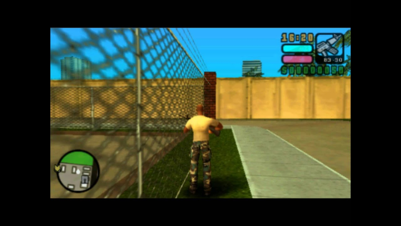 Grand Theft Auto: Vice City Stories [PSP] Gameplay [HD ...