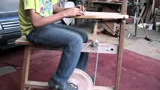 Cooking | goregliad prototipo de caladora de pedal | goregliad prototipo de caladora de pedal