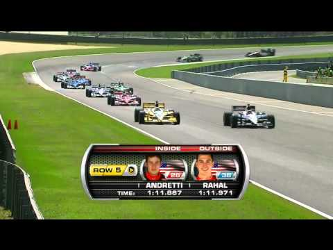 Part 4 of 15 - Indycar 2011 Round 2 Barber race