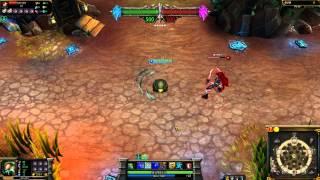 Full Pharaoh Amumu League Of Legends Skin Spotlight