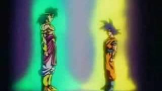 Goku Vs Broly Amv