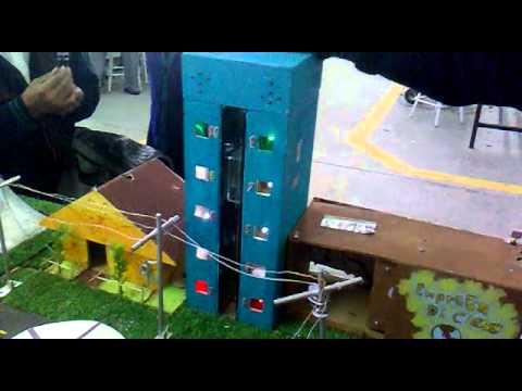 Generacion de la energia youtube - Como hacer una maqueta de una casa ...