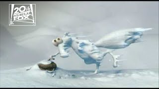 "Ice Age: Dawn Of The Dinosaurs Trailer ""Scrat, T-Rex"