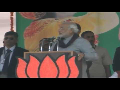 Shri Narendra Modi on Uttarakhand as Tourism SEZ