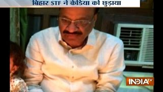 Bihar STF recovers industrialist Suresh Kedia abducted from Indo-Nepal border