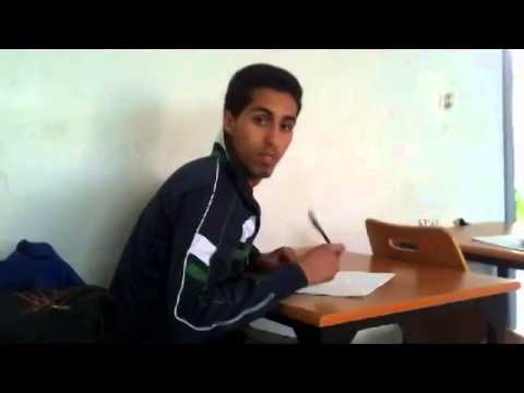 How Moroccan students talk when they're passing an Exam