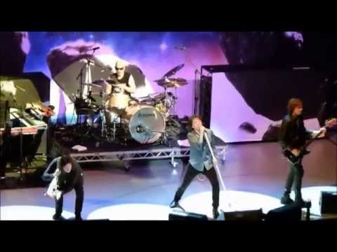 Europe - High Quality Final Countdown Glasgow 2014