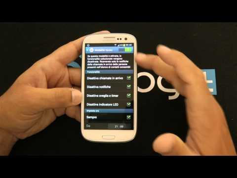 Galaxy S3 android Jelly Bean testato da HDblog