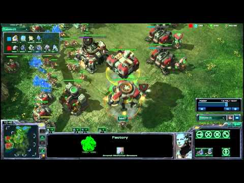 StratBunker's Showmatch 1: HuK vs SeleCT (game 1)