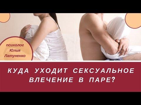 Куда уходит сексуальное влечение в паре?