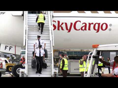 Aéroports de Lyon : Emirates SkyCargo