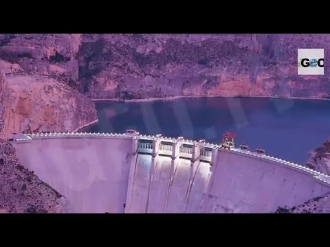 Largest Hydroelectric Power Station in Europe. La Muela II [IGEO TV]