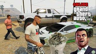 GTA V Online Glitch Como Dar DINHEIRO Ao Vosso AMIGO No