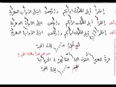 Re-enactment of the Resurrection (Part2) - تمثلية القيامة