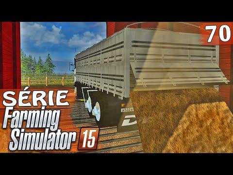 Farming Simulator 2015 - Transporte de Caminhão