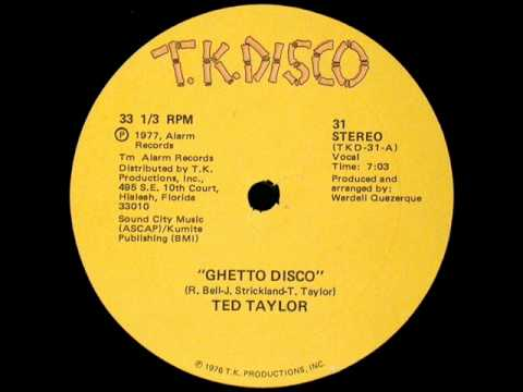 Ted Taylor - Ghetto Disco (1977) -M9H4IK1L3bs
