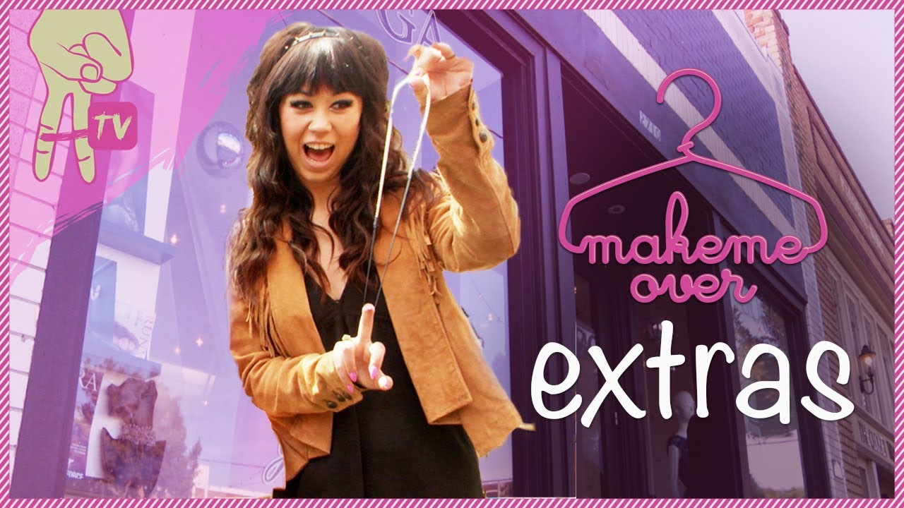 Makeover extras with jennifer make me over ep 45 youtube