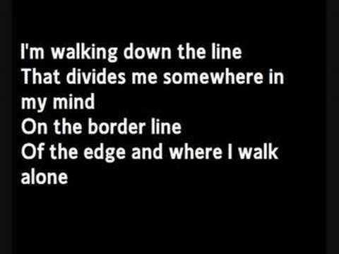 Boulevard of broken songs-Mashup(With lyrics)