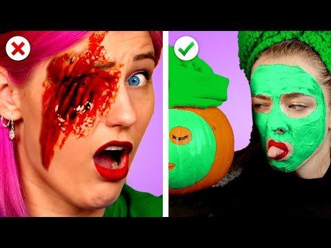 Prepare for Halloween! 11 Fun Halloween Decoration and More DIY Halloween Ideas