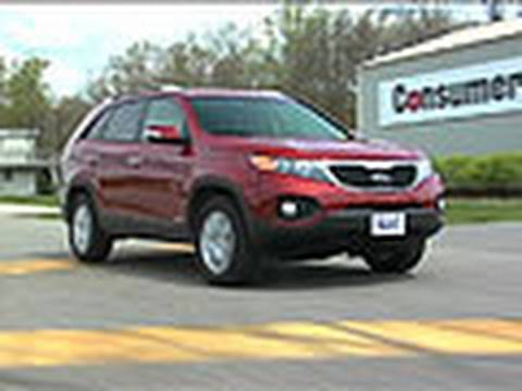 2011 2013 kia sorento review from consumer reports youtube. Black Bedroom Furniture Sets. Home Design Ideas