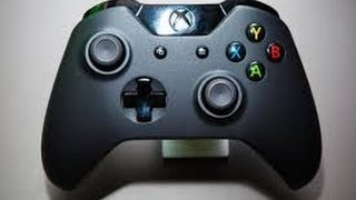 Xbox One Controller Unboxing!!!
