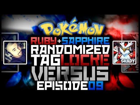 Pokémon Ruby & Pokémon Sapphire Randomized Versus Taglocke!! - Ep 9