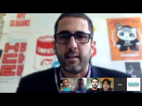 Hangout: Impacto de las Redes Sociales en los Negocios
