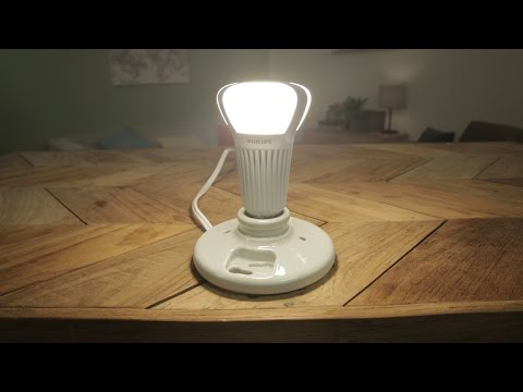 The Philips 100W Equivalent LED is extra bright for a few extra bucks