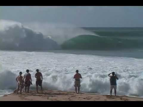 Pipeline: Epic Swell of the 2005 Winter
