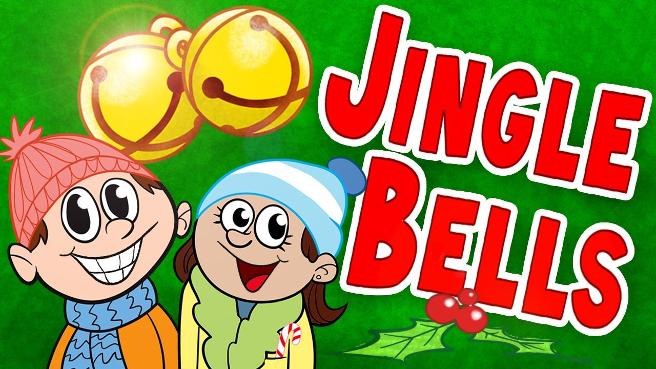 Christmas Songs for Children with Lyrics - Jingle Bells - Kids Songs ...