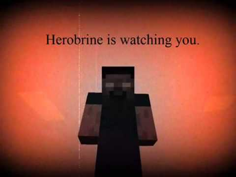 Have You Seen the Herobrine   a Minecraft song