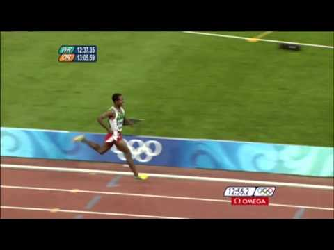 Kenenisa Bekele   Slow Motion