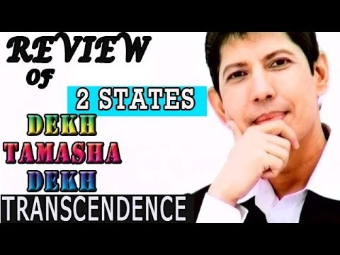 The zoOm Review Show - 2 States, Transcedence, Dekh Tamasha Dekh - Movie Review