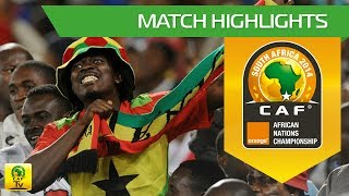 |CHAN Orange 2014 | 29.01.2014 Ghana - Nigeria