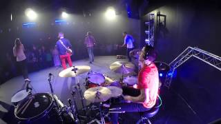 Hillsong Cornerstone Live Cover