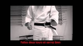 Comment Nouer Sa Ceinture ? Aikido, Judo, Karate