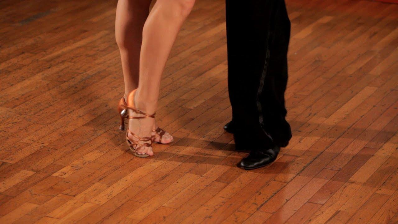 Steps of dance video
