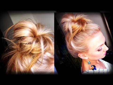 5 Quick N Easy Back To School Heatless Hairstyles Hair Styles Video